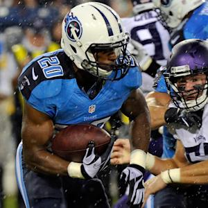 Bishop Sankey playing his way to waiver wire