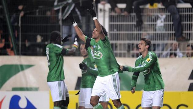 Ligue 1 - Fight for places sharpens up St Etienne