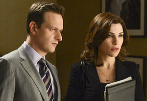 Josh Charles, Julianna Margulies | Photo Credits: David Giesbrecht/CBS