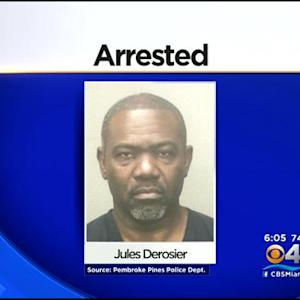 South Florida Pastor Charged With Stealing Donations To Church