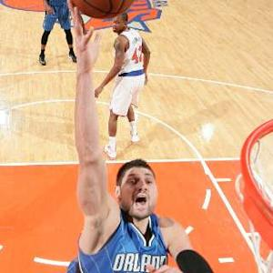 Vucevic's Big Night