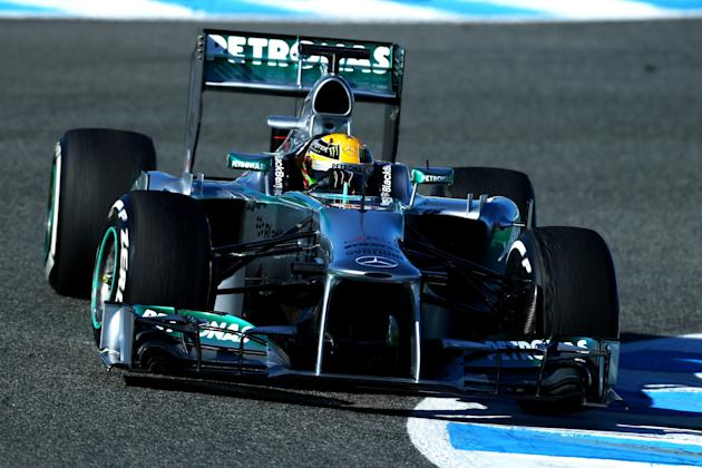 F1 Testing in Jerez - Day Four