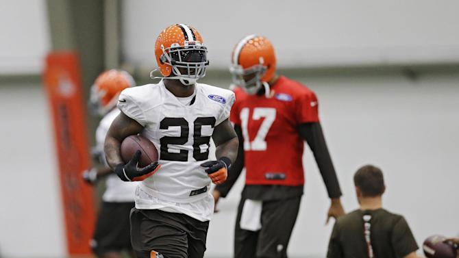 Third Downer: Browns trying to fix 3rd down issues
