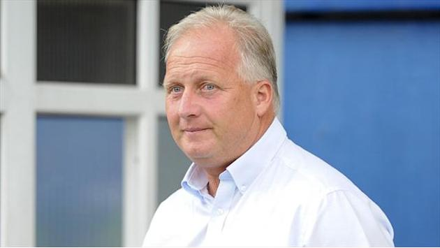 League Two - Bury sack Kevin Blackwell