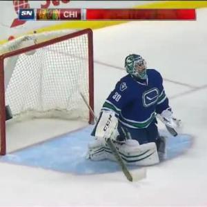 Kris Versteeg Goal on Ryan Miller (07:55/2nd)