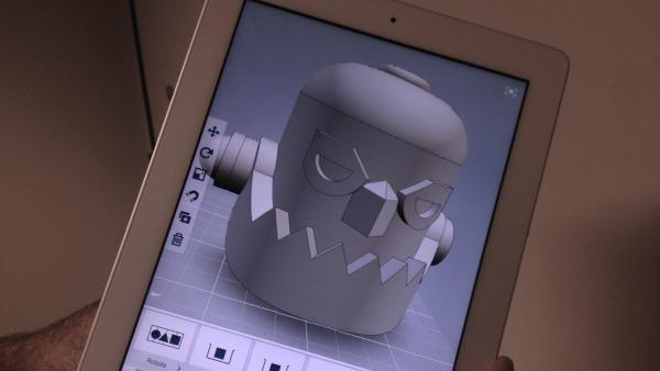 Autodesk Makes 3D Modeling Simple With 123D Design