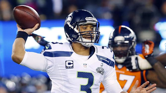 Steady Wilson comes up big for Seahawks