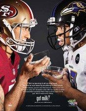 "Colin Kaepernick and Ray Rice Go Head to Head in the ""Big Easy"""