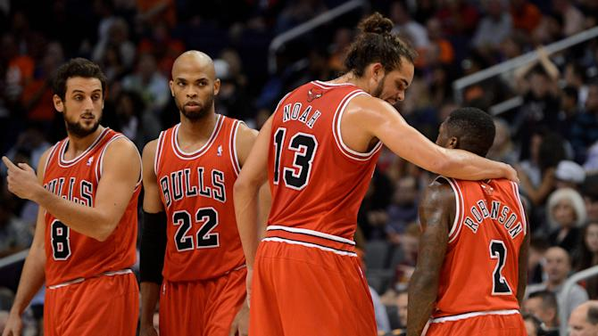 NBA: Chicago Bulls at Phoenix Suns