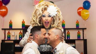101 Gay Weddings; Lincoln Road Says Goodbye to Pottery Barn and William Sonoma