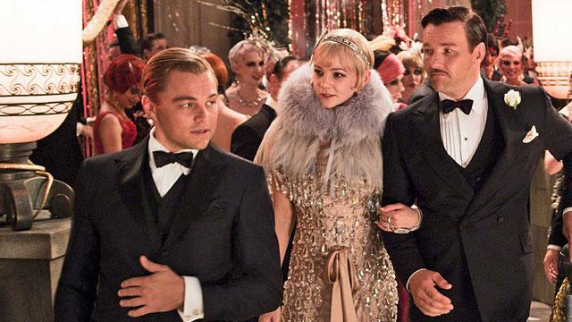 'Great Gatsby' Charms with Sparkling Opening