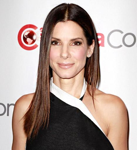 Sandra Bullock Reaches Out to Boston Residents Amid Marathon Bombing, Manhunt