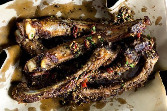 Cumin Spareribs Recipe From 'Lady and Pups'