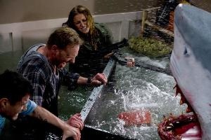'Sharknado' Writer Spills Sequel Scenes, 1 Bone to Pick With the Movie