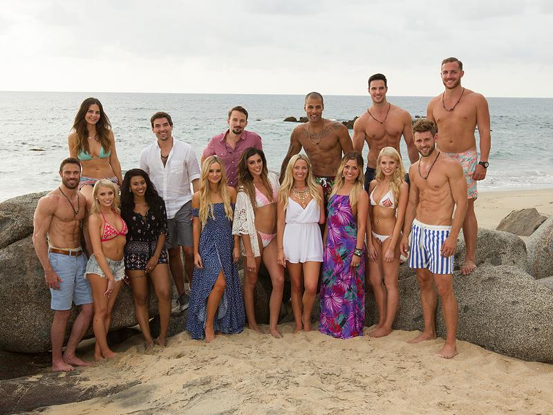 Chad Johnson Was a 'Disaster' in Paradise, Say His Cast Mates