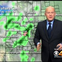 Tuesday PM Forecast: Few Showers & Slightly Cooler Weather On The Way