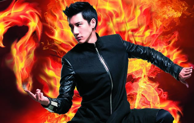 Wang Leehom set for Singapore concert for 18 Aug