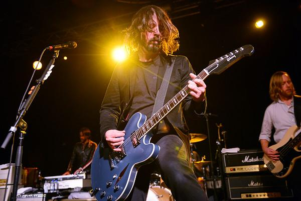 Dave Grohl Debuts Supergroup at 'Sound City' Sundance Premiere