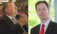 Nick Clegg Knew Of Lord Rennard Concerns