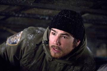 Josh Hartnett in Columbia Pictures' 30 Days of Night