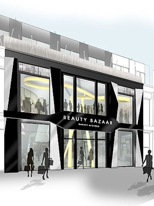 Harvey Nichols to launch new store 'Beauty Bazaar, Harvey Nichols'