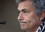 Pelatih Real Madrid, Jose Mourinho
