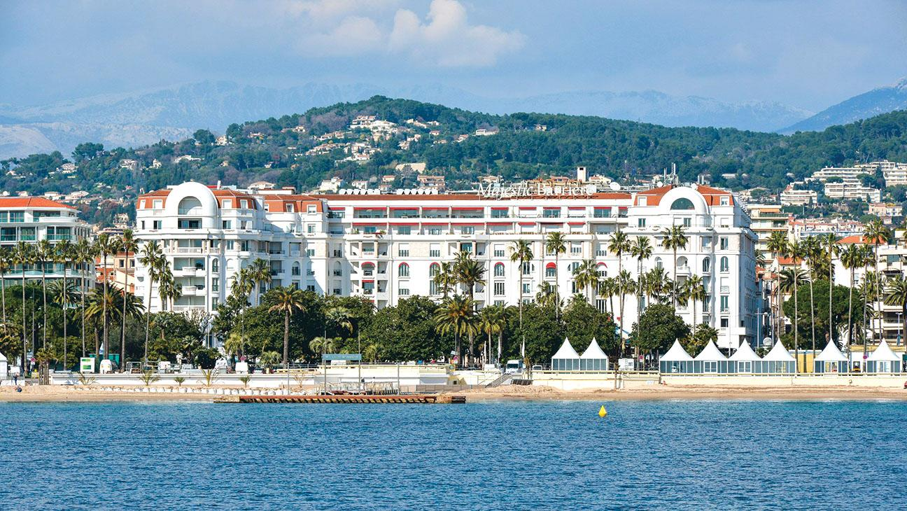 Cannes: An Inside Look at Hotel Majestic's Most Exclusive Room