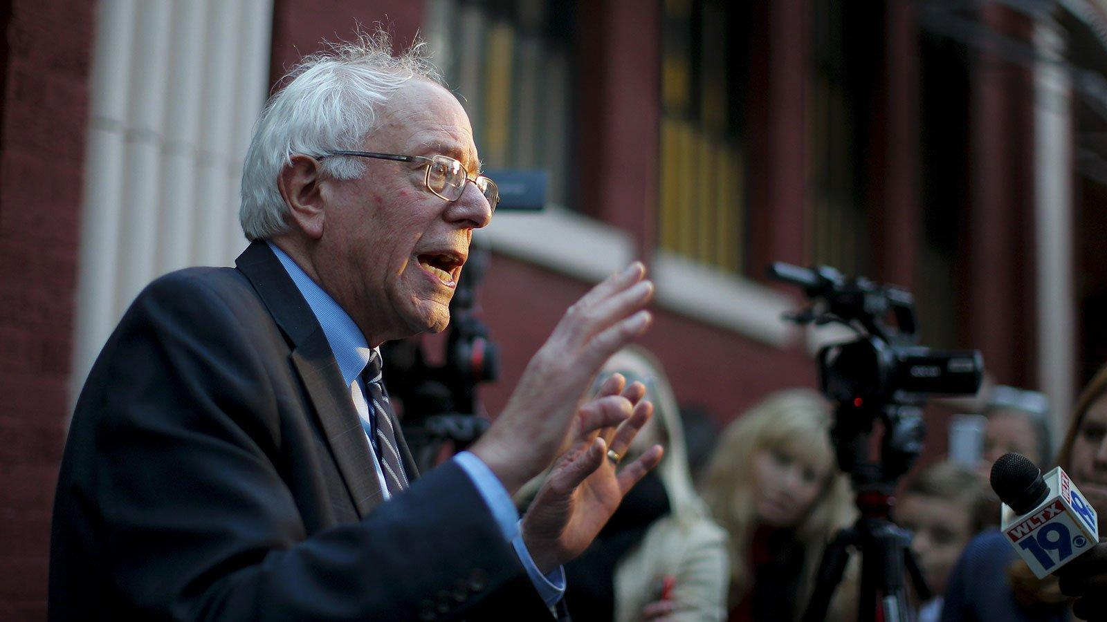 Can Bernie Sanders Ignore National Security and Win?
