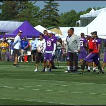 Vikings Training Camp Has 'Alarming' Start