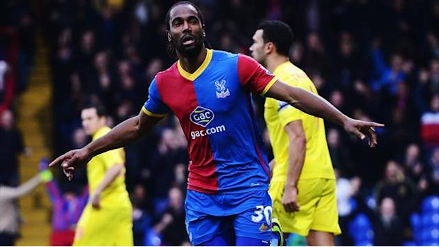 Premier League - Strike duo fire Palace to vital win