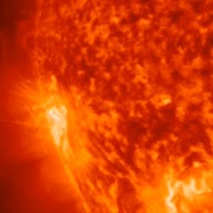 Watch: Sun sprays plasma ahead of magnetic field flip