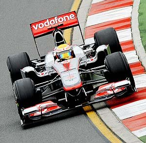 Australian Grand Prix (16 - 18 March, 2012)