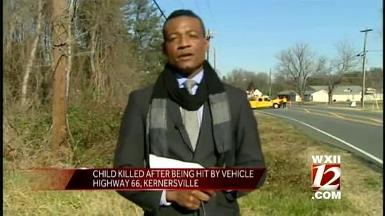 Update: Child dies after hit by bus in NC