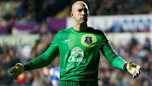 American Exports: Tim Howard, Everton aim to get Champions League dream back on track vs. Man Utd