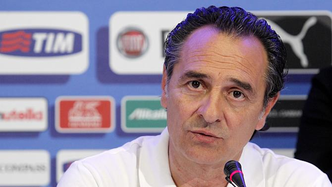 Prandelli puts emphasis on moral values