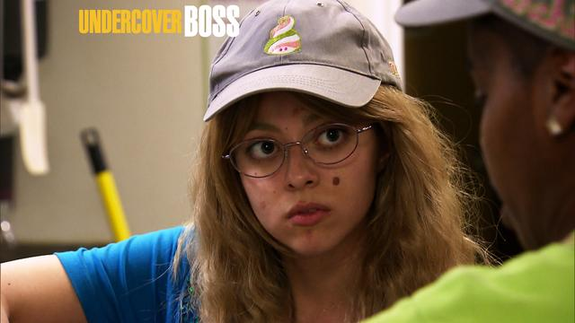 Undercover Boss - Major Comeback