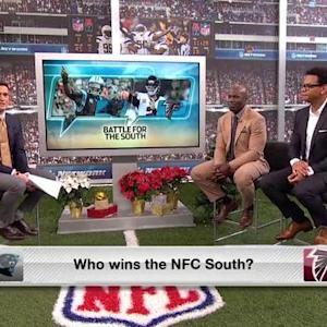 Who wins the NFC South?
