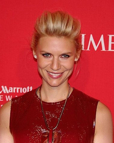 Claire Danes snapped up an Emmy Award last night.