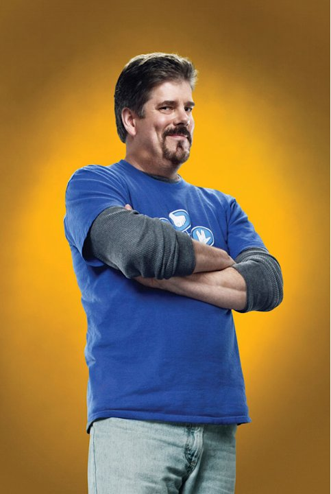"Michael Zapcic in ""Comic Book Men."""
