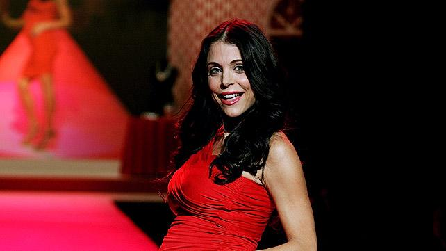Frankel Bethenny Red Dress