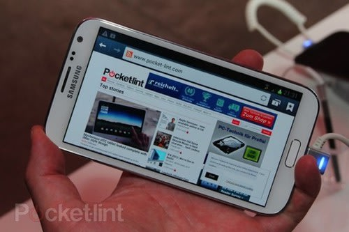 Samsung Galaxy Note 2 lands in UK on 1 October. Phones, Samsung, Samsung Galaxy Note 2, Android 0