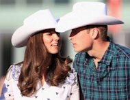 Will and Kate are just a normal couple!