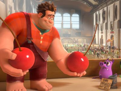 'Wreck-It Ralph' stars discuss superstorm Sandy