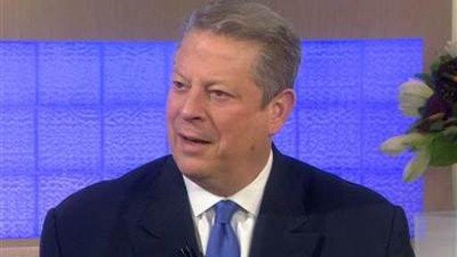 Gore: Weather Like a Walk 'Through Revelation'