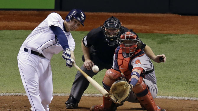 Red Sox-Rays Preview