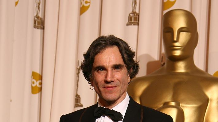 Oscars Press Room 2008 Daniel Day Lewis