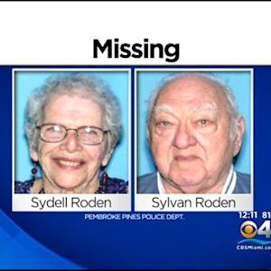 Couple Suffering From Dementia, Alzheimer's Reported Missing