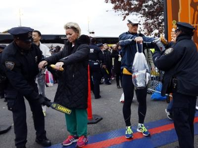 NY Marathon Returns Amid Heightened Security