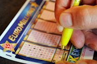 The French site for the EuroMillions lottery was hacked on Sunday with warnings denouncing gambling as impure and the work of the devil. T