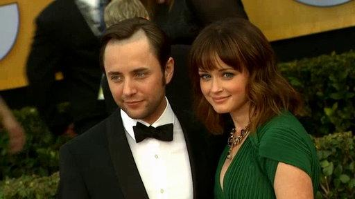 Alexis Bledel Engaged to Mad Men Co-Star Vincent Kartheiser